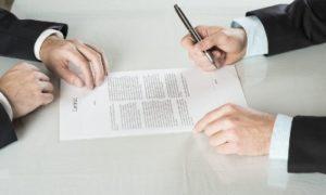 Соглашение о расторжении договора аренды каартиры